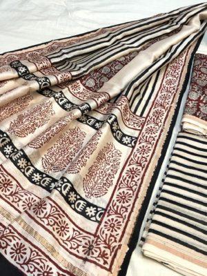 Pure Silk 100% Original Silk Salwar Kameez