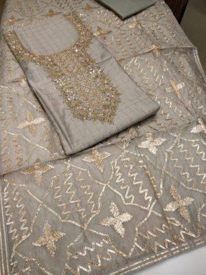 Dress and Salwar Kameez for Karva Chauth – Gota Work
