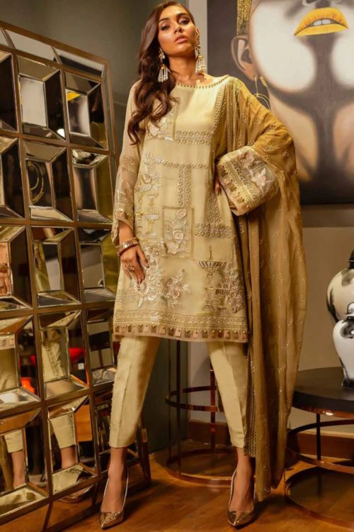 Charizma Chimmer Vol 4 - Original Charizma Chimmer Vol 4 D26 Charizma Pakistani Suits
