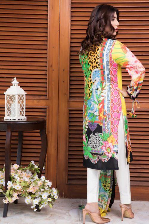 Rang Rez Designer Lawn Volume 3 HOT