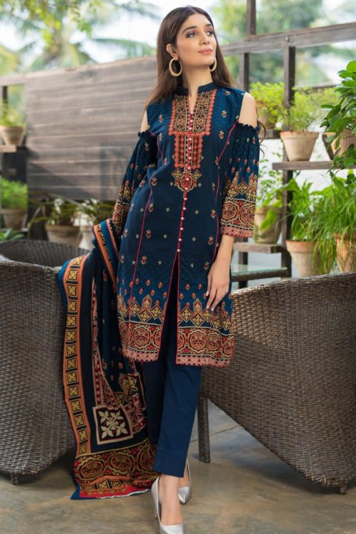 Resham Cambric by Firdous