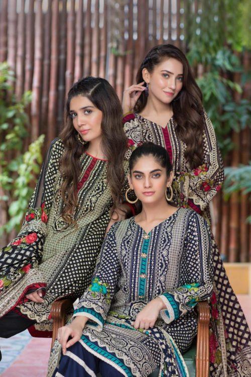 Resham Cambric by Firdous - Original