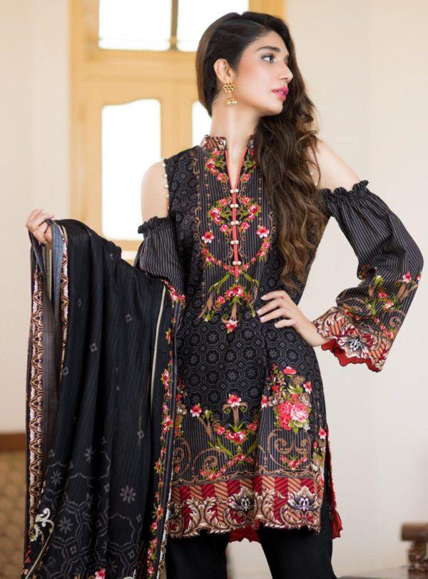 Resham Cambric by Firdous Design 105C