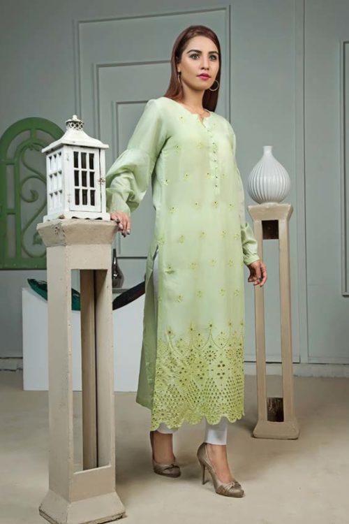 Poshak Pakistani Kurti by Moosa Jee MJ-008