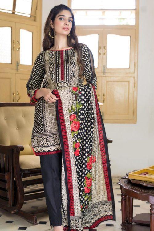 Resham Cambric by Firdous 116A
