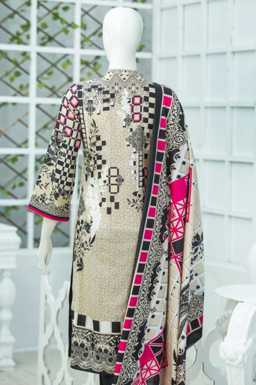 *On Sale* Bin Saeed Lawn Embroidered – -1908B RESTOCKED best pakistani suits collection