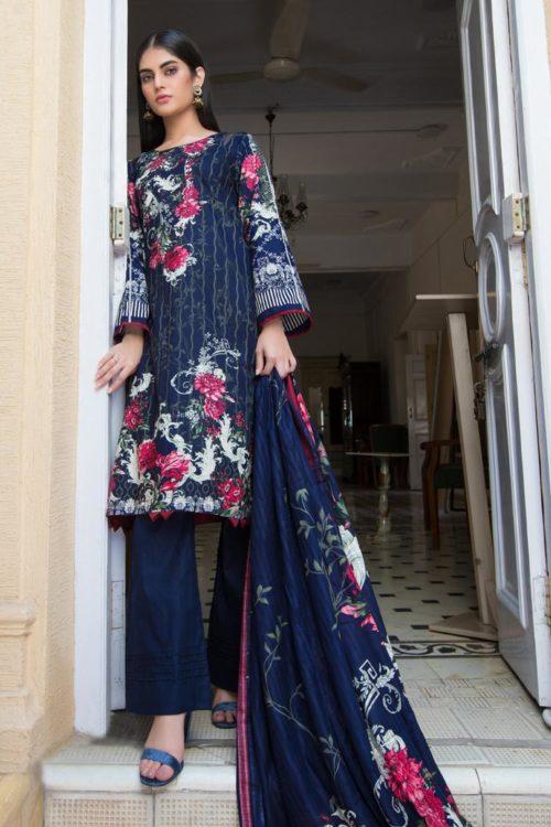 Resham Cambric by Firdous 108A