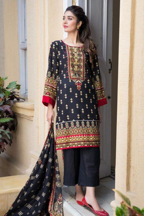 Resham Cambric by Firdous Design 109B