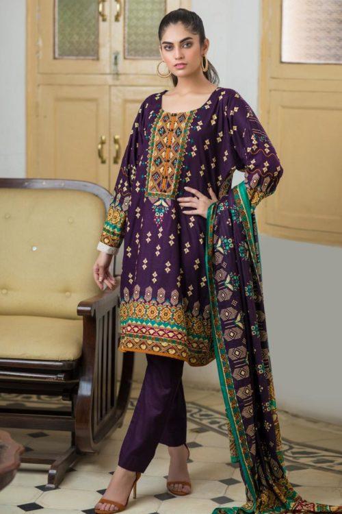 Resham Cambric by Firdous Design 109A