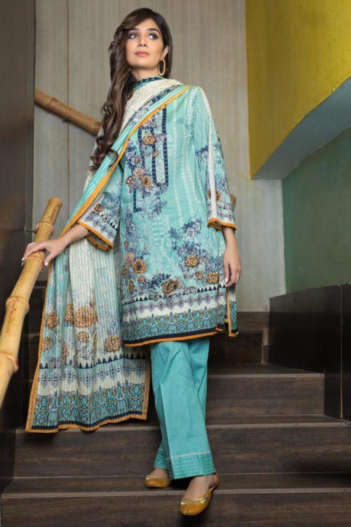 Resham Cambric by Firdous Design
