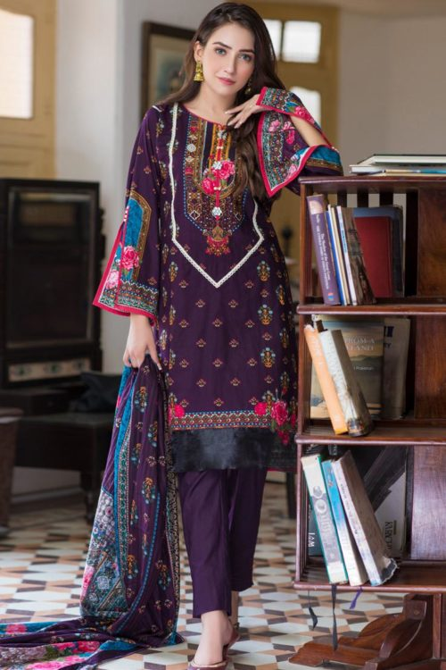 Resham Cambric by Firdous - Original Resham Cambric by Firdous [tag]