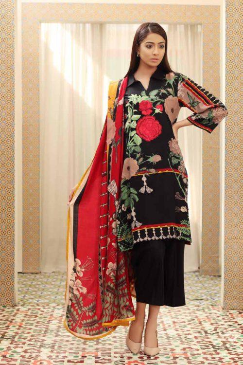 Charizma Aniq Linen Collection 2019