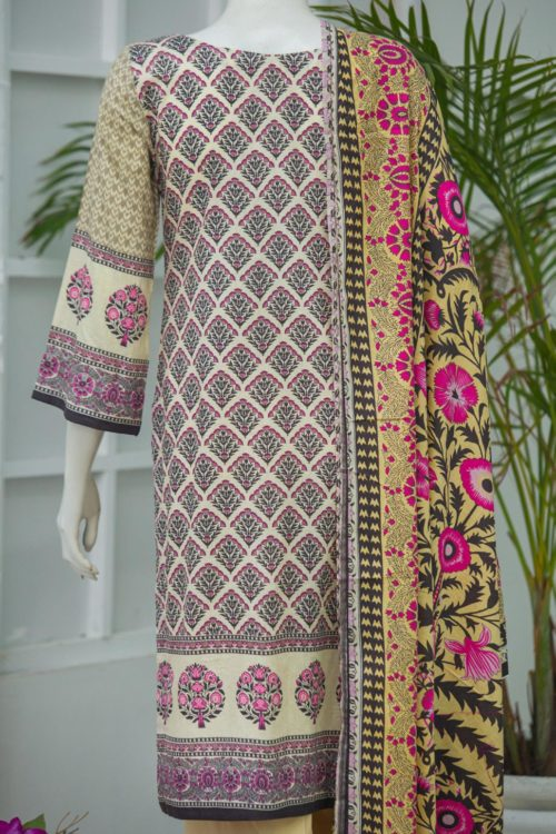 Bin Saeed Lawn Embroidered Lawn - Reloaded best pakistani suits collection