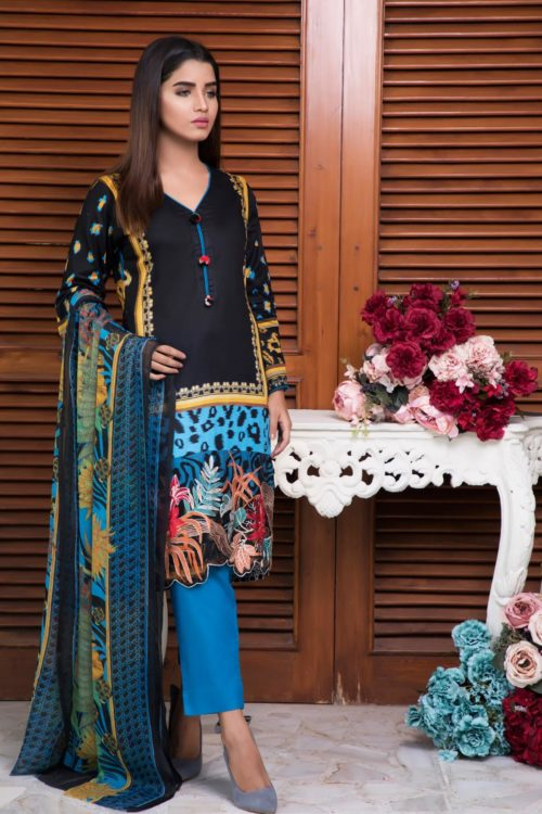 *On Sale* Rang Rez Designer Lawn Volume 3 RESTOCKED Ready to Ship - Original Pakistani Suits