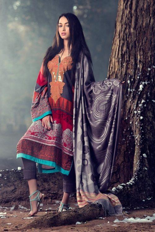 Lala Vintage Winter Shawl Edition - Original