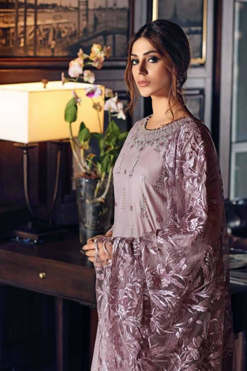 Gul Ahmed Fall Cambric Edition PM263