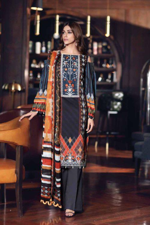 Gul Ahmed Fall Cambric Edition SSM31 RESTOCKED