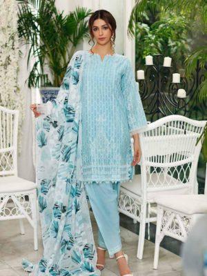 Gul Ahmed Fall Cambric Edition CBE87