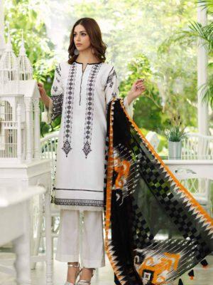Gul Ahmed Fall Cambric Edition CBE107