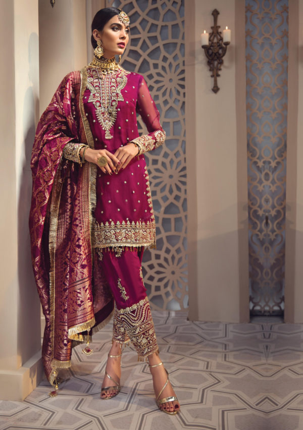Anaya X Kamiar Rokni Wedding Edition – AKW-01