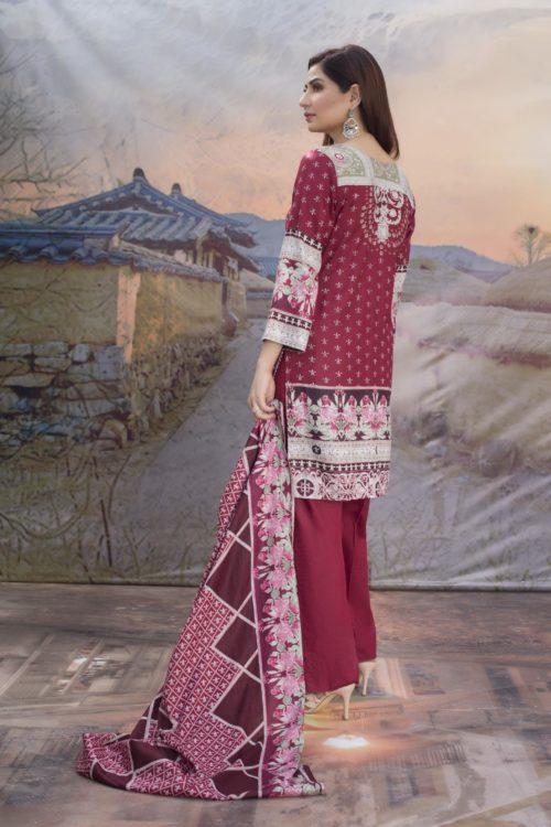 Sahil Printed Cotton Salwar Kameez