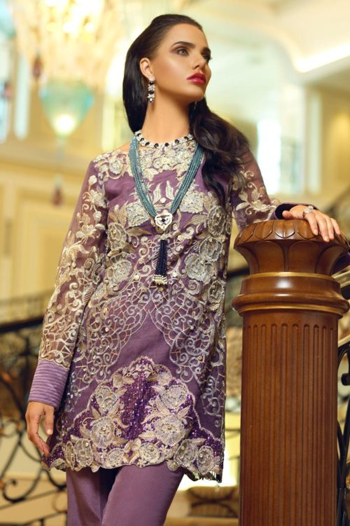 Mushq Festive |  Salwar Kameez | WILD ORCHID