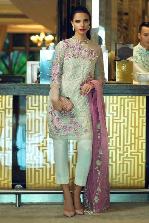 Mushq Festive |  Salwar Kameez | GLAM SHOW