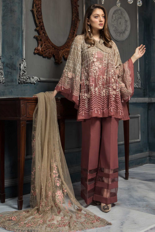 Aayra Festive Chiffon – Pakistani Suit CC-V3-D6 Aayra Festive Chiffon - Original Salwar Suits Pakistani Suits for Winter