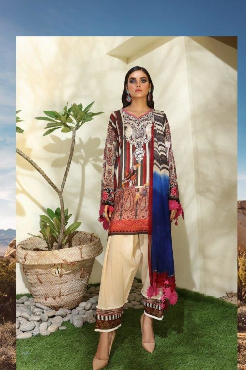 Sana Safinaz |  Winter Muzlin | 2019 | 1A HOT  – RELISTED / RESTOCKED Best Sellers Restocked On Sale