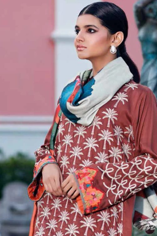 Cashmere from Charizma Design CS-12 Cashmere from Charizma - Original pakistani suits in delhi