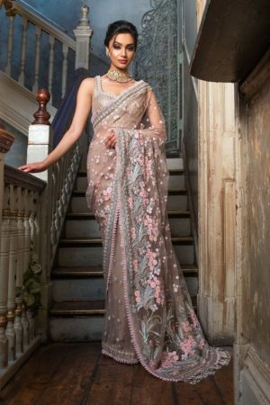 Sobia Nazir Nayaab Design 03 Saree – RELISTED / RESTOCKED Ready to Ship [tag]