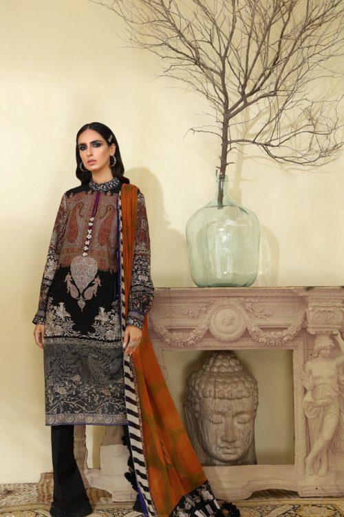Sana Safinaz |  Winter Muzlin | 2019 | 6A