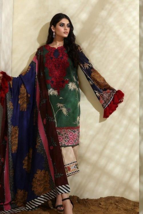Sana Safinaz |  Winter Muzlin | 2019 | 7B
