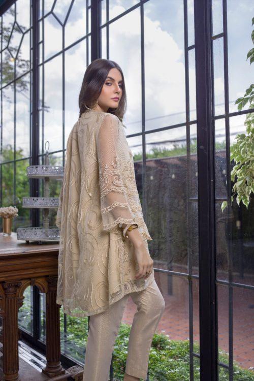 Pakistani Kurti Azure Luxury Formals Vol 5 Agaste Gold – LFD05 RESTOCKED