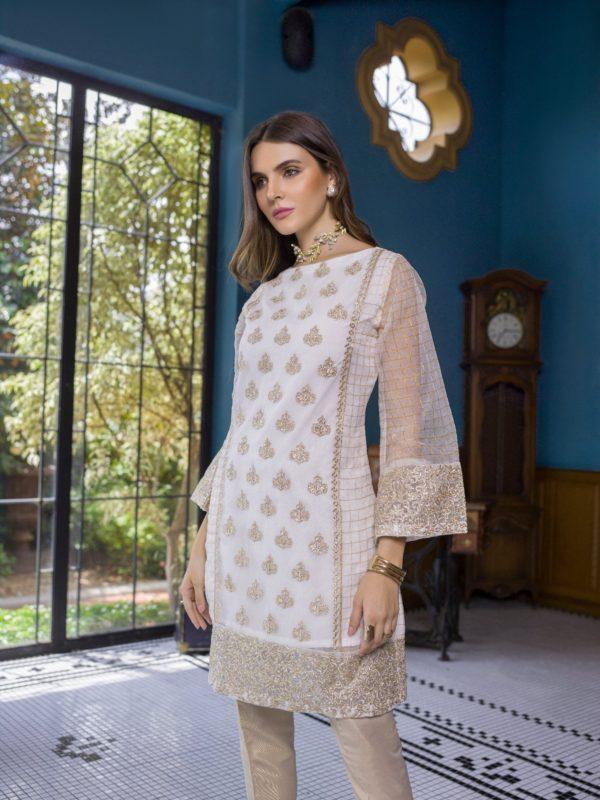 Pakistani Kurti Azure Luxury Formals Vol 5 Crystal Diva – LFD06 HOT  – RELISTED / RESTOCKED