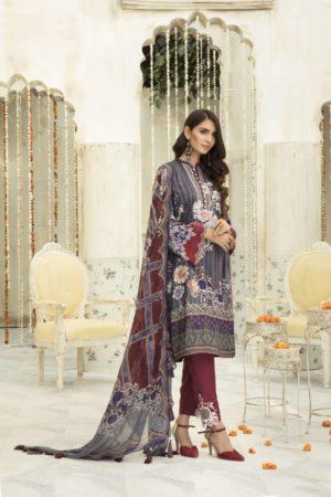 Sanoor Linen Collection Sanoor Winter Collection - Original Salwar Suits Pakistani Suits for Winter