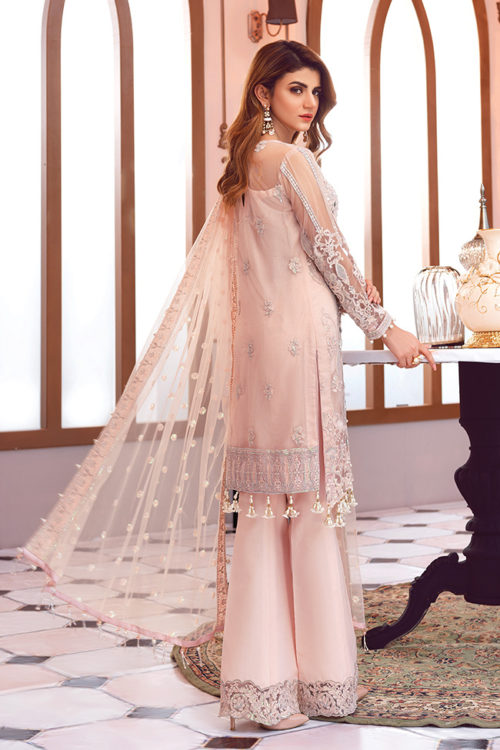 Party Wear Dress Soiree  |  Gulaal | Rougir