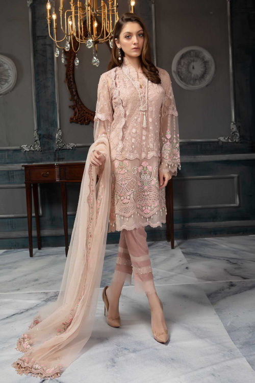 Aayra Festive Chiffon – Pakistani Suit CC-V3-D3  – RESTOCKED Miscellaneous Best Sellers