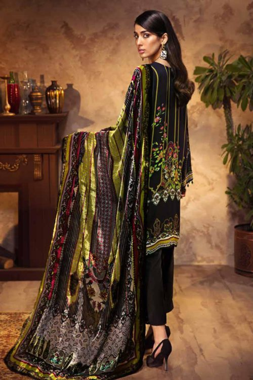 Gul Ahmed Winter 2019  | TVL02