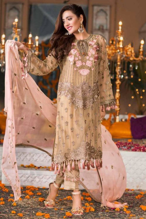Jasper Premium Salwar Kameez |  Chiffon Collection | JR03