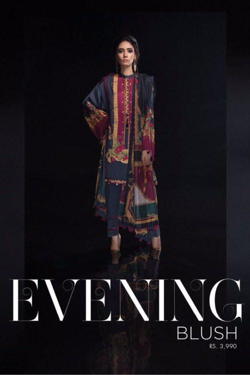 Sapphire Festive 2019 Evening Blush 3P WOEM