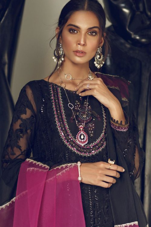 Luxe Formal Salwar Kameez | Party Wear | Azalea