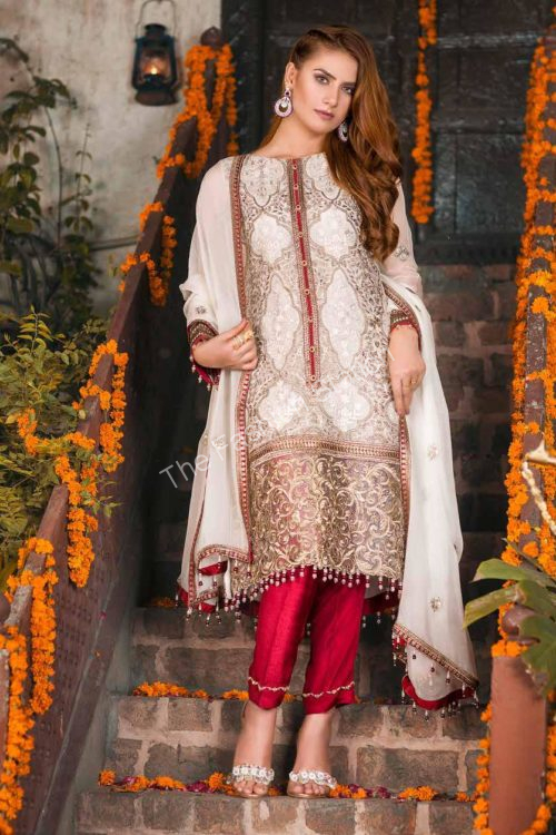 Jasper Premium Salwar Kameez |  Chiffon Collection | JR09