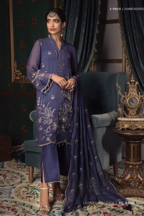 Sapphire Festive 2019 Lively Lavender 3P