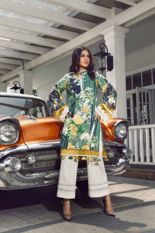 Pakistani Kurti from Firdous  |  Linen |  LK-19412  – RELISTED / RESTOCKED Best Sellers Restocked Best Sellers