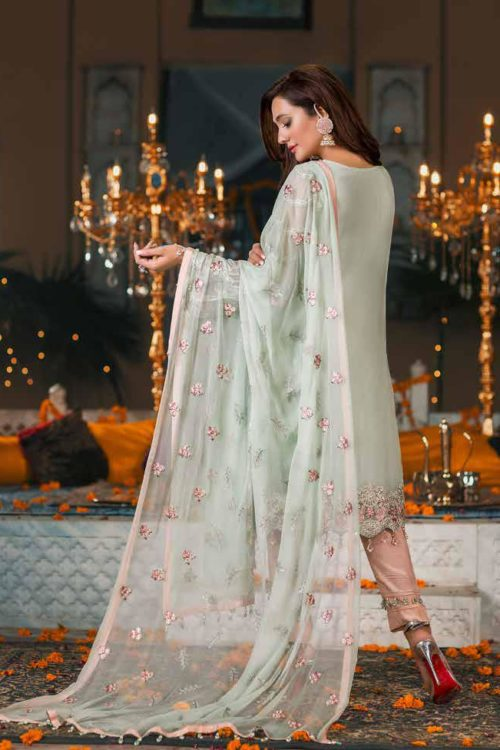 Jasper Premium Salwar Kameez |  Chiffon Collection | JR02