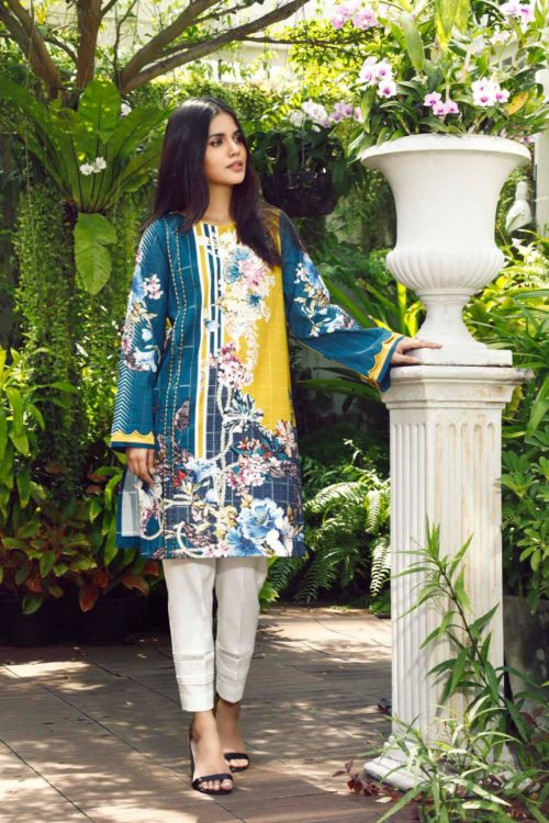 Pakistani Kurti from Firdous  |  Linen |  LK-19401  – RELISTED / RESTOCKED Best Sellers Restocked Best Sellers