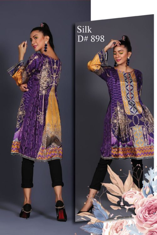 Sanoor Winter Collection - Original Pakistani Kurti | Sanoor  | Digital Printed Salwar Suits Pakistani Suits for Winter