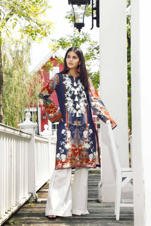 Pakistani Kurti from Firdous  |  Linen |  LK-19413  – RELISTED / RESTOCKED Best Sellers Restocked Best Sellers