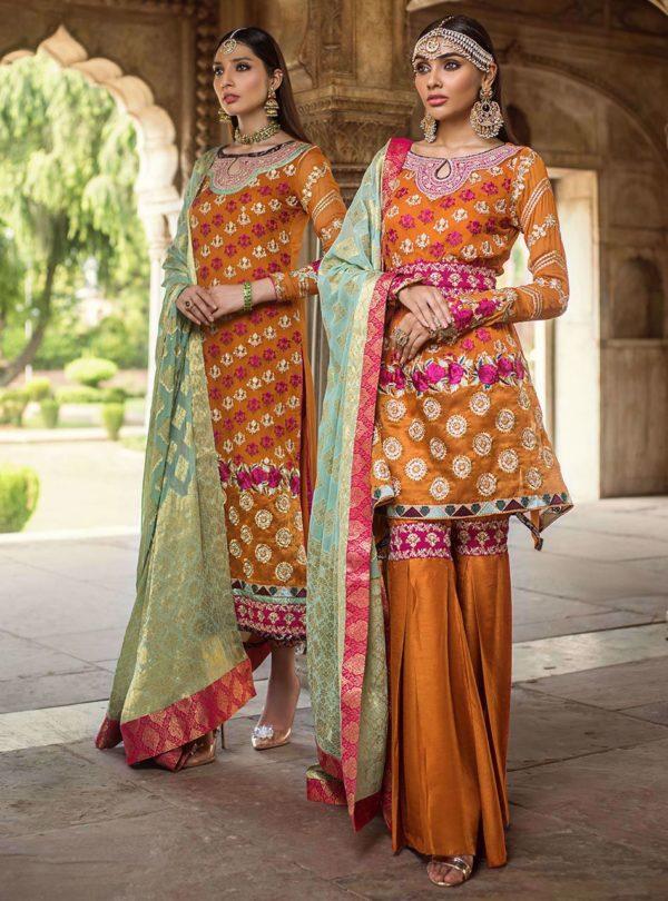 Zainab Chottani Wedding Festive Design DHANAK